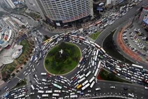 Traffico e tempo perso